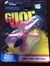 GI Joe Extreme Die-Cast Tiger Hawk