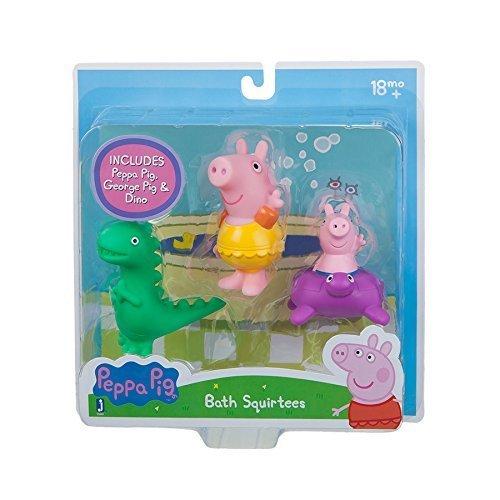 Peppa Pig Bath Squirtees Playset