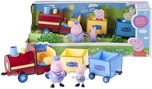 Peppa Pig Grandpa Train Playset