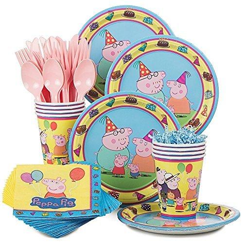 Peppa Pig Standard Kit Serves 8 Playset