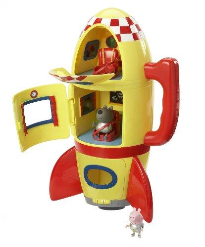 Peppa Pigs Spaceship Playset
