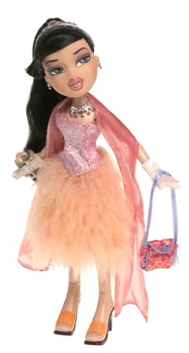 Bratz JADE LTD ED Prom Formal Funk Doll