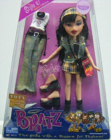 Bratz Style It  Jade SJ