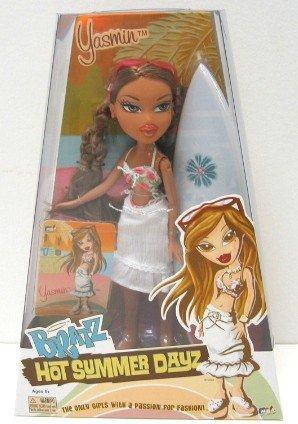 Bratz Doll Yasmin Summer Dayz
