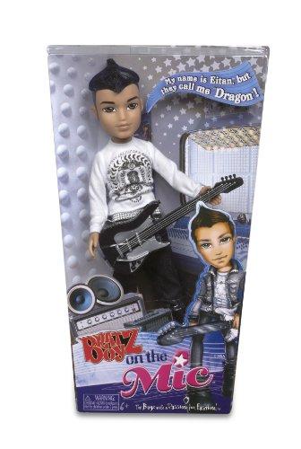 Bratz Bratz On The Mic Boyz Doll Eitan