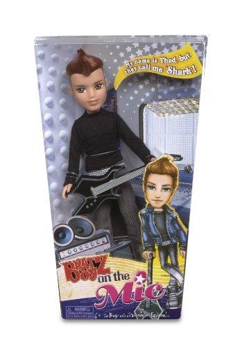 Bratz On the Mic Boyz Doll - Thad by Bratz