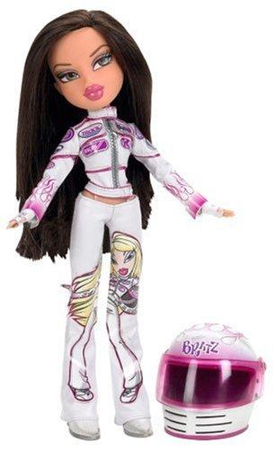 Bratz Play Sportz Doll Sports Car - Katia