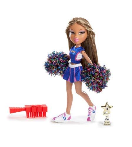 Bratz Play Sportz DollCheerleading Yasmin