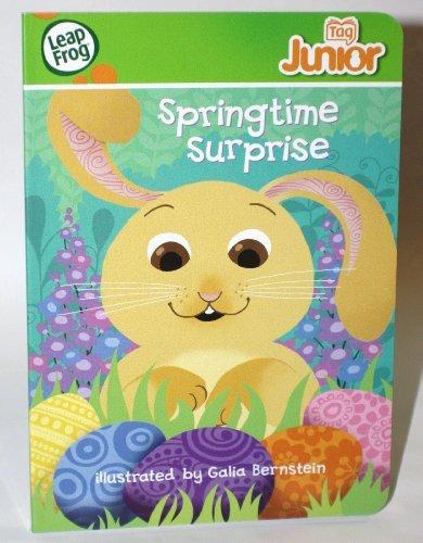 LeapReaderTM Junior Book Springtime Surprise