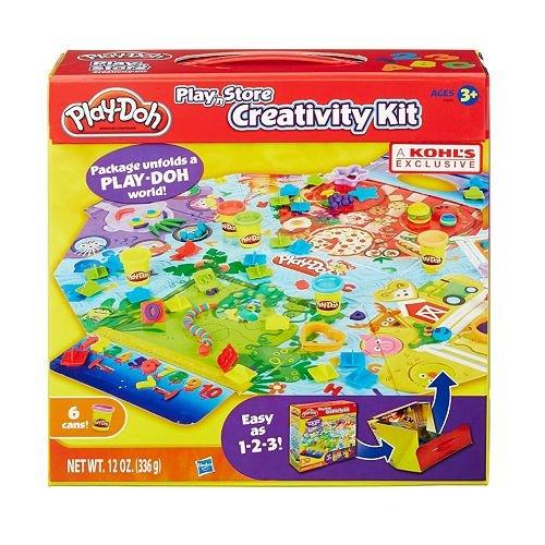 Play-Doh Play N Store Creativity Kit by Hasbro