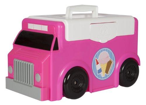 Toytainer Ice Cream Trunk Play N Store
