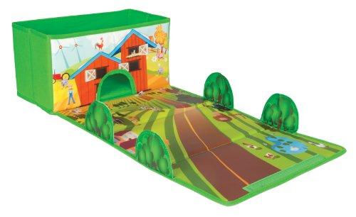 Toytainer Shoebox Play N Store Farm