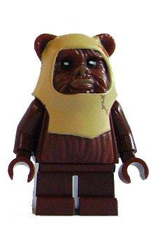 Lego Star Wars Ewok Paploo Minifigure