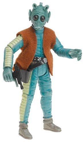 Star Wars 375 Vintage Greedo Figure