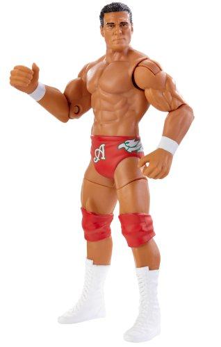 WWE Super Strikers 6 Alberto Del Rio Figure