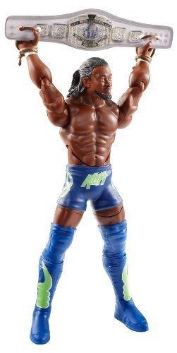 WWE Super Strikers 6 Kofi Kingston Action Figure by Mattel parallel import goods