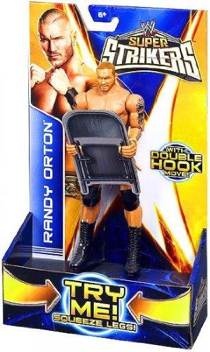 WWE Super Strikers Randy Orton 6 Action Figure