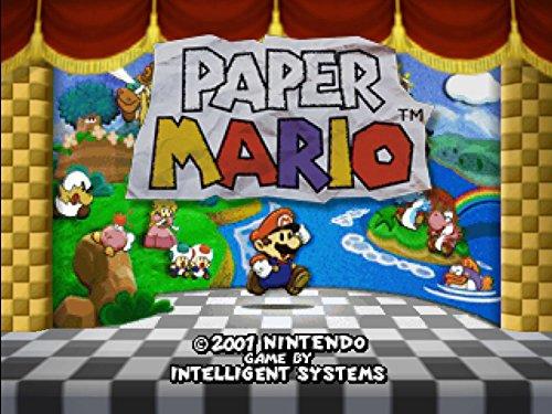 Paper Mario - Wii U Digital Code