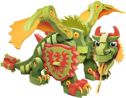 Bloco Toys Inc Combat Dragon Construction Toy