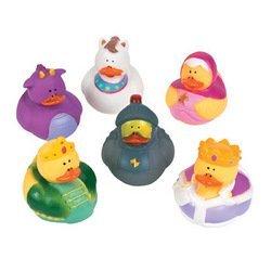 Fairy Tale Rubber Ducks 12-Pack