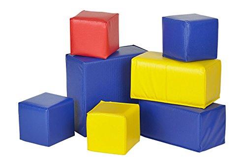 Karma Baby 7-Piece Toddler Skill Development Block Set