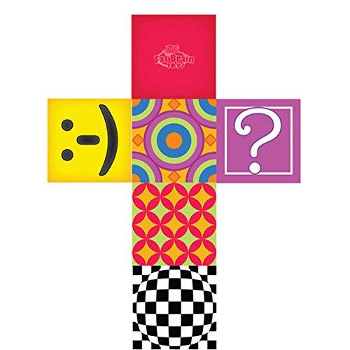 Fat Brain Toys Personalized Name Blocks - Design Block 3