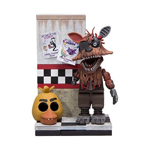 McFarlane Toys Five Nights At Freddys Micro Cam 08 Hallway Construction Set