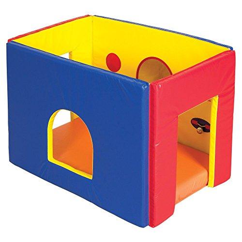 ECR4Kids SoftZone Discovery Play Cube