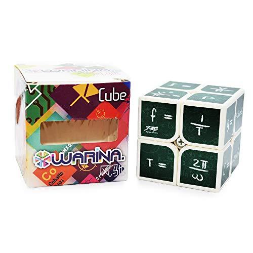 Cube 2x2 Warina Math cube white Educational cube