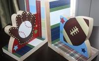 Sports-Baseball-Football-Kids-Bedroom-Baby-Nursery-Wood-Bookends-BE0020-45.jpg