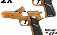 LOT-OF-2-GOLDEN-CAP-GUN-PISTOL-REVOLVER-DETECTIVE-POLICE-COWBOY-TOY-COLT-45-9.jpg